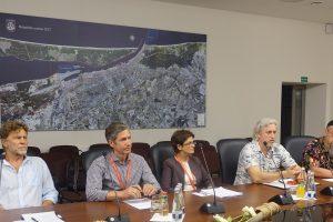 Vystant uostą – ir aktualūs gyventojų klausimai
