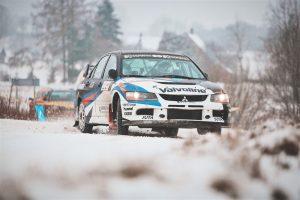 """""""Žiemos ralis"""": lenktynininkai pateikia daugiau naujienų"""
