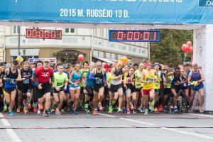 Vilniaus maratone miręs bėgikas – karys