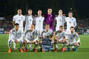 Aiški Anglijos futbolo rinktinės sudėtis mačui su Škotija