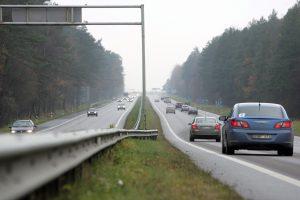 Lietuvos keliuose – stambūs pavojai