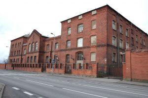 Buvusį komisariato pastatų kompleksą tikisi perimti šiemet
