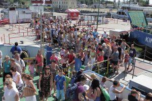 Smiltynę užplūs sportininkai – vyks Vasaros paplūdimio festivalis