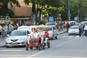 Važiuojantiems į Palangą pataria aplenkti vieną gatvę