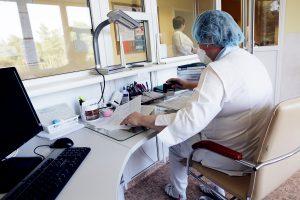 Ligonių kasai leista sudaryti sutartį dėl apskaitos sistemos pirkimo