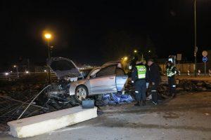 Tyrime dėl avarijos – mįslės