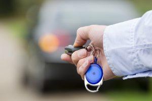 Uostamiestyje automobiliams – nesaugu