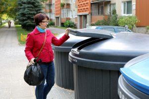 Atliekų tvarkymas klaipėdiečiams nebrangs