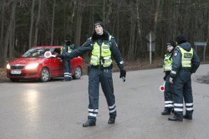 Girtiems vairuotojams – turto konfiskavimas