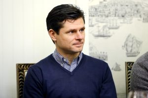 T. Danilevičius susitiks su FIFA prezidentu