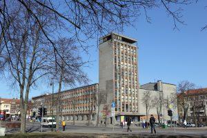 Žengiama Klaipėdos muzikinio teatro rekonstrukcijos link