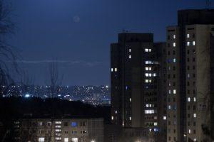 Laukia Mėnulio užtemimas