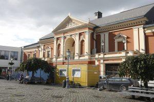Dramos teatre – ir vidinės permainos