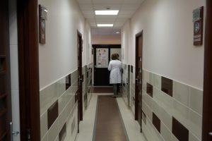 Girtas pacientas ligoninėje smaugė policininką