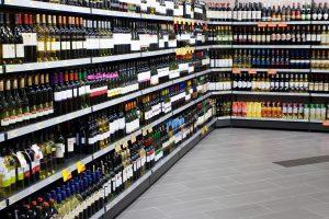 Alkoholis nutols pusšimčiu metrų