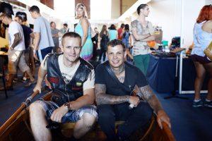 Klaipėdoje vyrauja tatuiruočių karštligė