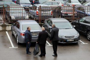Miesto taryba leido nuomotis automobilius