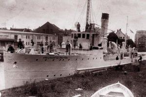 """Klaipėdiečiai ieškos laivo """"Prezidentas Smetona"""""""