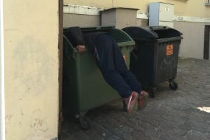 Klaipėdoje gyvenančio libaniečio idėja – šaldytuvai varguoliams