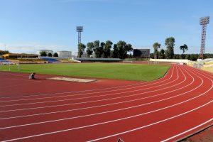 Centrinis Klaipėdos stadionas – vagių taikinys