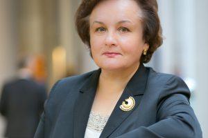 L. Andrikienė: Kinijai labai rūpi Klaipėda