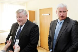 Sprendė Baltijos prospekto sankryžų likimą