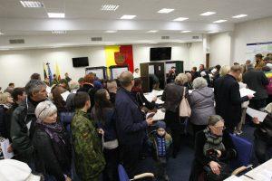 Seimo rinkimų finišo tiesė