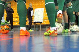 LFF slepia kandidatų pavardes, kurie treniruotų salės futbolo rinktinę
