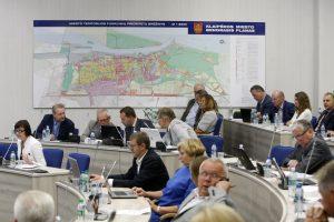 Bendrasis Klaipėdos miesto planas – vėl ore