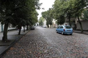 Atgims dar daugiau naujamiesčio gatvelių
