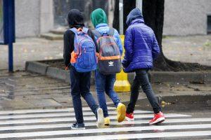 Keturis vaikus Klaipėdoje apvogęs vyras nuteistas lygtinai