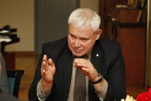 KU Tarybai vadovaus Klaipėdos miesto meras