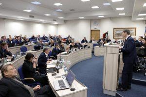 Permainos Klaipėdos miesto taryboje
