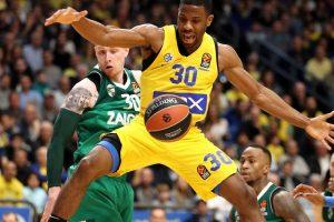 """""""Žalgiris"""" sieks palaužti neprognozuojamus """"Maccabi"""" krepšininkus"""