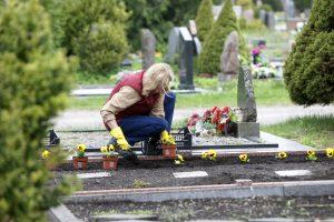 Klaipėdiečiai plūstelės į kapines