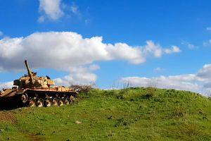 Suvenyras iš žygio – tankas