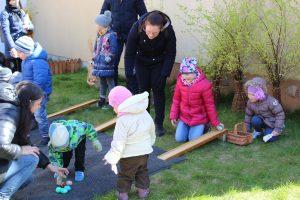 Klaipėdoje – Atvelykio šventė visai šeimai