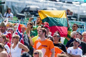 Visuomenė sportininkų pasirodymą Rio vertina gerai