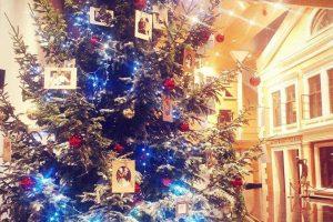 Klaipėdos dramos teatras pasipuošė Kalėdoms