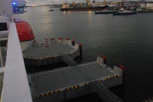 Centrinį krovinių terminalą pritaikys ilgesniems laivams