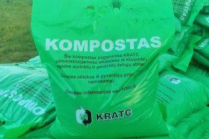 Elektronikos atliekas KRATC pakeis į kompostą