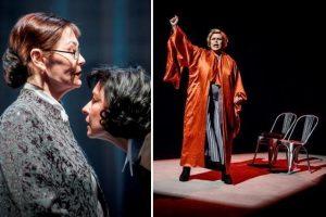 Nacionalinis dramos teatras gastroliuos Klaipėdoje