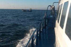 Žvejų ginčas – aukščiausiame ES teisme