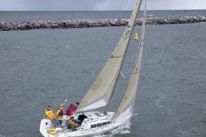 Buriuotojų sąjunga nebetikrins jachtų
