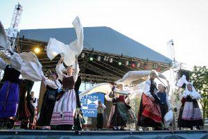 Tarptautinis folkloro festivalis sugrįžta į Klaipėdą