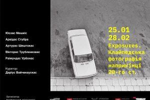 Klaipėdos fotografijos paroda viešės Ukrainoje