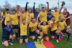 Rumunijos regbininkai tapo Europos čempionais
