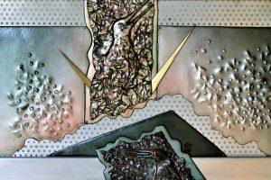 Parodų rūmuose – S. Bertulio metalo plastikos atodangos