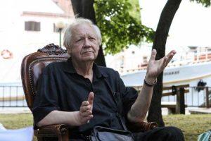 Dirigentas S. Domarkas: į Klaipėdą grįžus atrodė, kad niekur nebuvau išvykęs