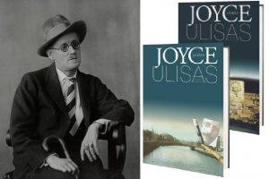 Vertėjo J. Brazaičio kūrybos vakare – apie draugystę su J. Joyce'u